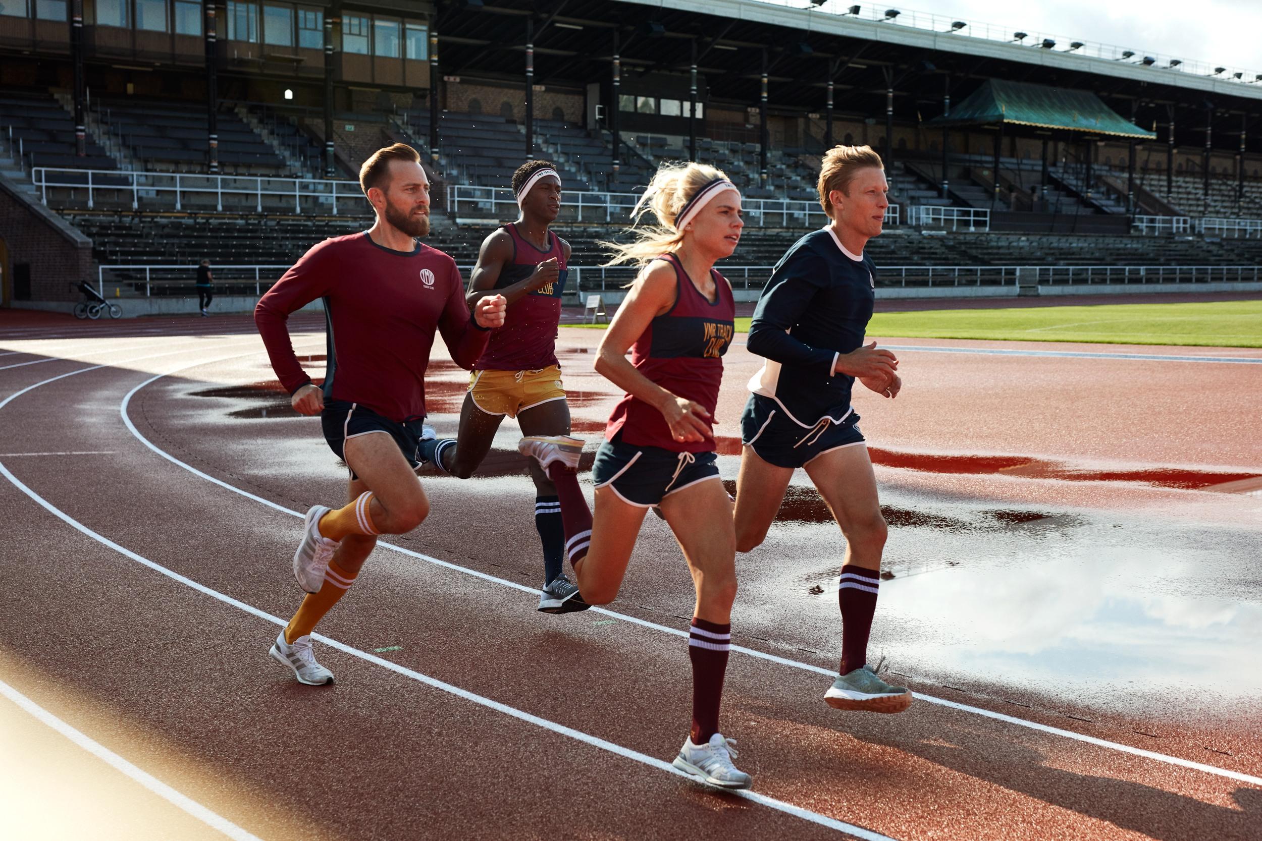 Hållbarhet och närproduktion i sportvarumärkets DNA