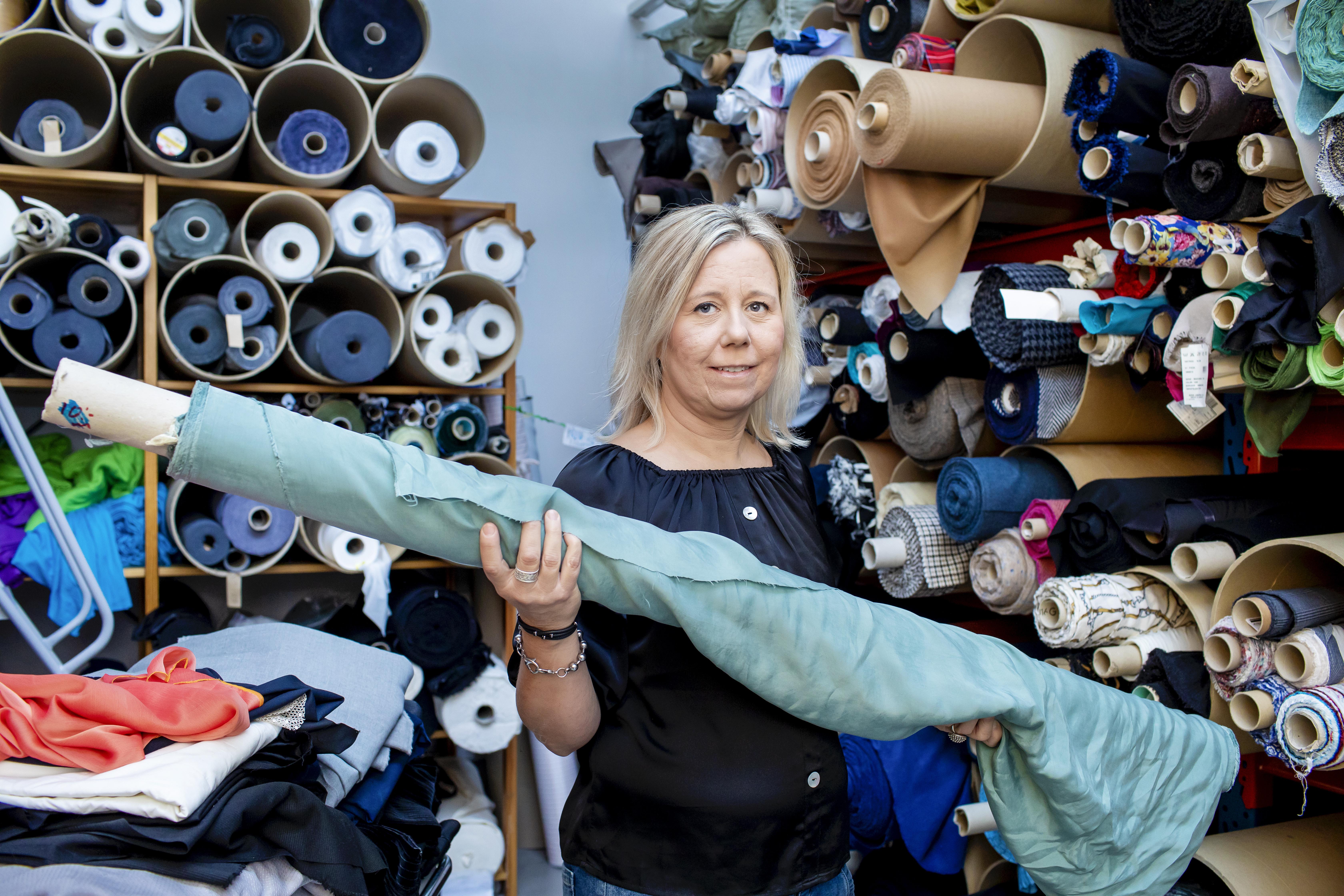 Rekotex minskar resursslöseriet i textilbranschen
