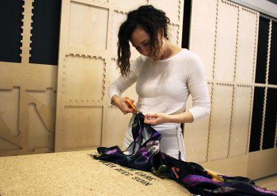 Sucre Design Studio – ska lösa överproduktion i modebranschen genom upcycling