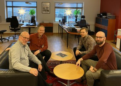OO Software – efter första internationella affären och med ny produkt på gång gör bolaget exit från Borås INK